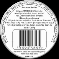 Gebrannte Mandeln 1250g