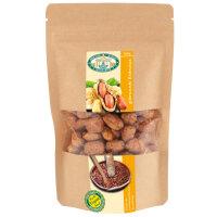 Gebrannte Erdnüsse im Beutel 100g