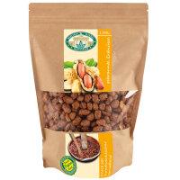 Gebrannte Erdnüsse im Beutel 1500g
