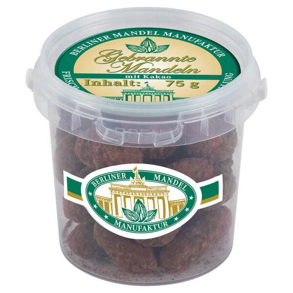 Gebrannte Mandeln mit Kakao 75g