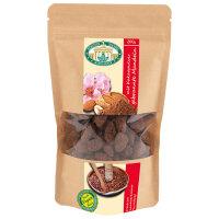 Gebrannte Mandeln mit Kakao im Beutel 200g