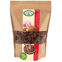 Gebrannte Mandeln mit Kakao im Beutel 1000g