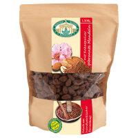 Gebrannte Mandeln mit Kakao im Beutel 1500g
