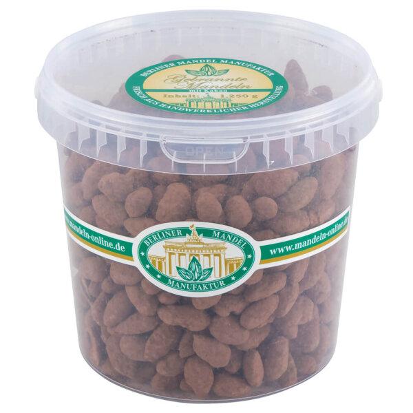 Gebrannte Mandeln Kakao 1250g